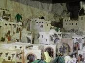 Loco Lagonegro presenta presepe della natività centro storico