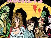 Omaggio Love Rockets: prima copertina interpretata Noah Sciver