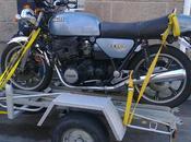 Yamaha Tarmac Custom Motorcycles