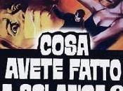COSA AVETE FATTO SOLANGE? (1972) Massimo Dallamano