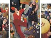Emilio Tadini 1985 -1997, Skira 2012: recensione Luca Pietro Nicoletti Milano Arte Expo