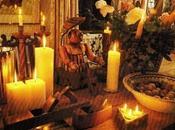 Luci atmosfere natalizie: candele