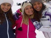 vacanza sulla neve: tanti ritrovano Courmayeur