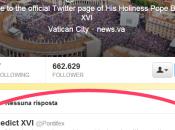 @Pontifex primo tweet: reazioni politiche scoppio della guerra (mediatica)