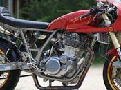 Yamaha Cafè Racer Motor Garage Goods