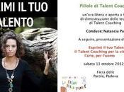 INVeneto/Padova: Natascia Pane: Talento Talenti alla Fiera delle Parole.