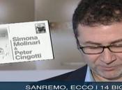 Sanremo 2013, lista cantanti