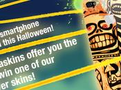 "Contest Halloween: palio fantastiche cover skins ""Halloween"" Maskins forfone!"