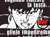 Bologna antifascista manifestazione dic. FORZA NUOVA