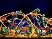 Cirque Soleil Alègria spartito pianoforte