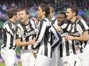 Juventus campione d'inverno 2012/2013, festa grande dopo vittoria sull'Atalanta