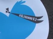 Alemanno Aledanno, passando però Alebanno. Ecco storia sindaco capitale europea utilizza Twitter come strumento propaganda sovietica dialogo cittadini