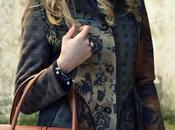 GoaGoa Coat, Miluna bracelet, Chanel sunglasses, Romwe