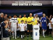 """Ronaldo batte Zidane nella """"Partita contro povertà dell'Onu"""""""
