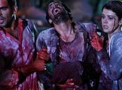 primo claustrofobico trailer Aftershock l'horror scritto interpretato Roth