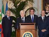 Presidente Consiglio Mario Monti dimesso