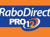 RaboDirect vincono Ulster, Munster, Scarlets Glasgow
