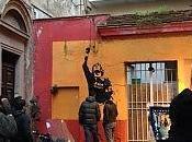 QUESTIONI DI... Restaurato murales storico Francesco Totti stato deturpato laziali