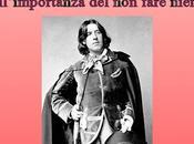 Oscar Wilde critico come artista