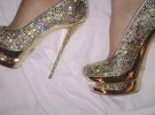 tocco fashion piedi durante feste!