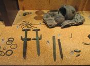 Preistoria: metallurgia antica. Estrazione, fusione leghe Parte