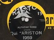 ALFREDO ROSSI presenta ''ARISTON'' (1959)