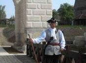 Alba Iulia Cittadella forma stella sette punte
