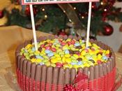 Torta cioccolato camy cream torrone buon 2013!