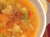Zuppa ricca verza zucca