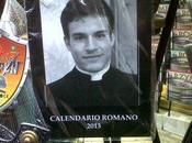 Vaticano investe Giovani Calendario: Calendario Romano 2013