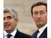 """Casini Fini. """"novità"""" trent'anni siedono parlamento raccomando"""
