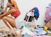 Psicologia della moda: pulizia dell'armadio percezione