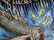 Leeches Underwater