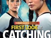splendida Jennifer Lawrence panni Katniss sulla copertina Entertainment Weekly