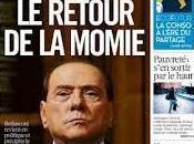 votare Berlusconi Vogliamo girare pagina rimanere fango