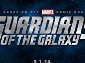 produzione Guardiani della Galassia comincerà estate Londra