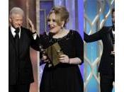 """Golden Globe: trionfo """"Argo"""", Miserabili"""", Adele… palco anche Bill Clinton"""