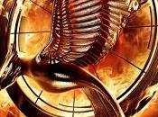 primo poster incandescente Hunger Games: Ragazza Fuoco