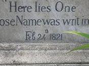 Quando l'epitaffio diventa arte: l'ultimo saluto grandi personalità