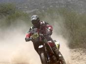 DAKAR 2013, Giorno Goncalves conquista altro podio l'Husqvarna Rallye Team Speedbrain