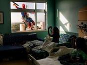 spiderman lavavetri, pazienti ospedale