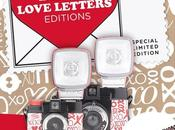 News closet//Diffondi l'amore nuove fotocamere Diana Love Letters Edition