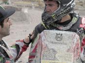DAKAR 2013, Giorno Barreda terzo, decimo podio l'Husqvarna Rallye Team Speedbrain