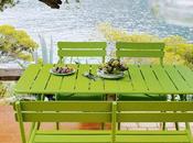 Arredamento giardino: tavoli