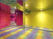 Architettura design Metro Napoli