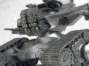 Robot guerra mantengono assimilando cadaveri
