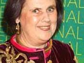 Ritratto signora: Suzy Menkes.