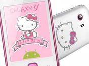 Samsung Galaxy Hello Kitty GT-S5360 Manuale Italiano