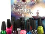 """Beauty News// China Glaze presenta """"Cirque Soleil"""""""