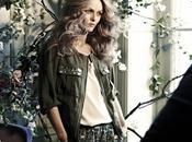News closet// Vanessa Paradis volto della Conscious collection H&M, mentre marchio lancia raccolta articoli abbigliamento usati